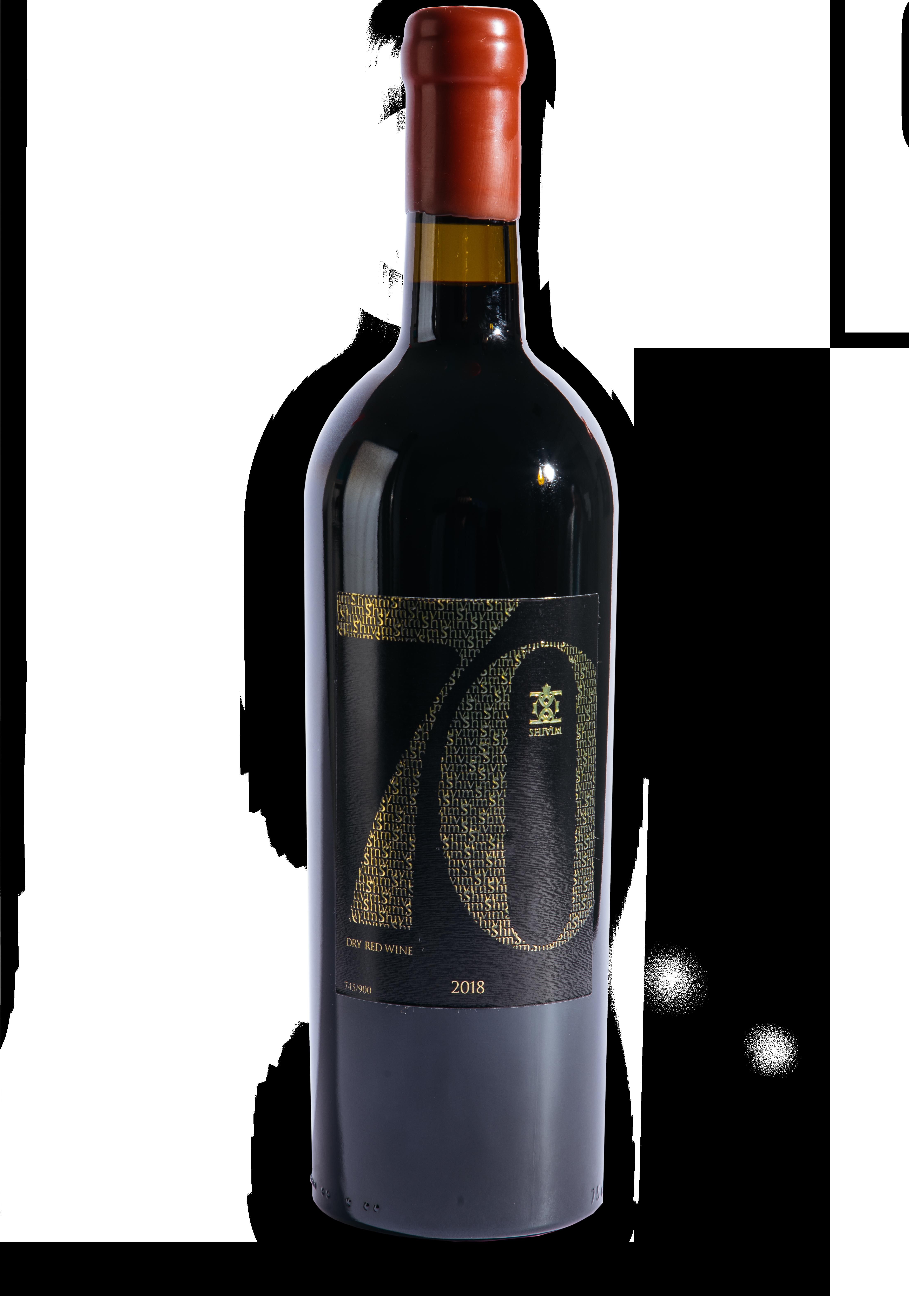יין אדום בציר 2018